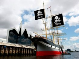 Forty Clothing presents The Tall Ship VIP Experience at Riverside Festival 2019