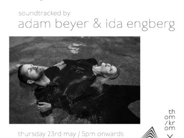 Adam Beyer and Ida Engberg play free gig during IMS to launch clothing collaboration between Drumcode and Thom/Krom