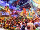 Absolut and elrow tear up the festival partnership rulebook and enter a truly creative relationship to deliver a fantastical new festival concept to party goers