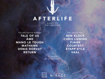 Tale Of Us present an immersive audio/visual 'Afterlife' experience at The Brooklyn Mirage