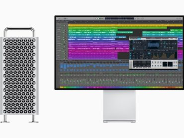 Apple's Logic Pro X 10.4.5 lets you run more tracks than you'll ever need…