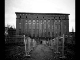 Someone has created Berghain in the game Minecraft