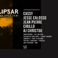 Eclipsar returns to 93 Feet East with a star-studded cast to mark their 2nd anniversary!