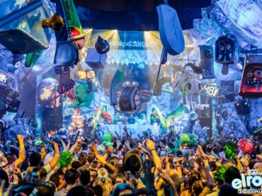 elrow continued its residency at Amnesia Ibiza with the fantastic Growenlandia opening party