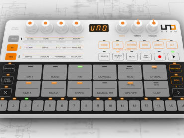 IK Multimedia release UNO Drum