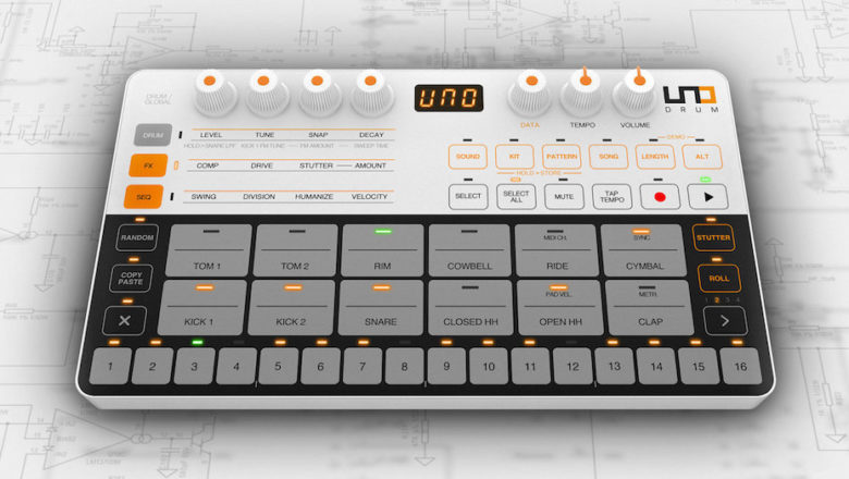 IK Multimedia release UNO Drum