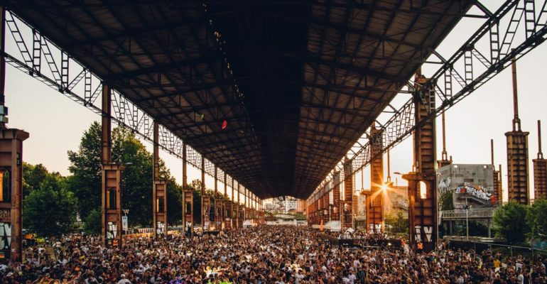 Kappa Futur Festival confirms opening party, after parties and stage breakdowns