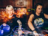 LEZZER QUEST are back with a BÄNG for the second instalment of their Sub Club party