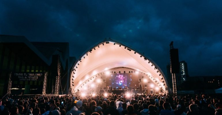 Riverside Festival – A journey through some of the finest techno around, in some of the wettest weather, in a truly great city
