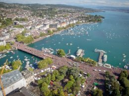 Details for Street Parade Zurich 2019 released
