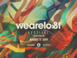Guy J, Lost & Found, and Ozmozis bring first North American edition of We Are Lost Festival to Toronto
