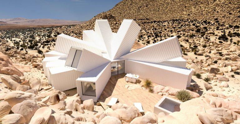 The incredible Joshua Tree residence by Whitaker Studio