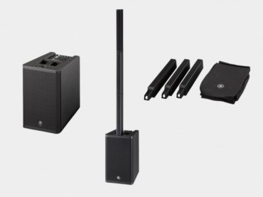 Is Yamaha's STAGEPAS 1K the perfect portable PA system?