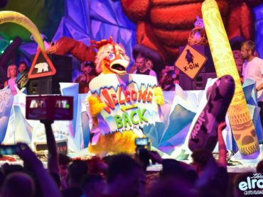 Elrow returns