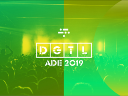 DGTL announce complete program for  Amsterdam Dance Event 2019