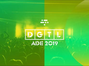 DGTL announce complete program for  Amsterdam Dance Event 2019