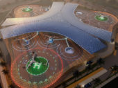SHoP and Gensler reveal designs for Uber Air Skyports
