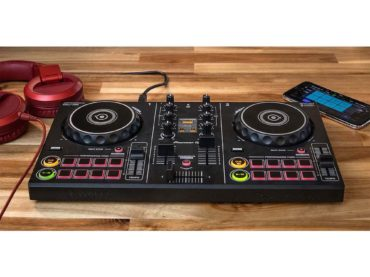 WeDJ for Android is now compatible with the DDJ-200