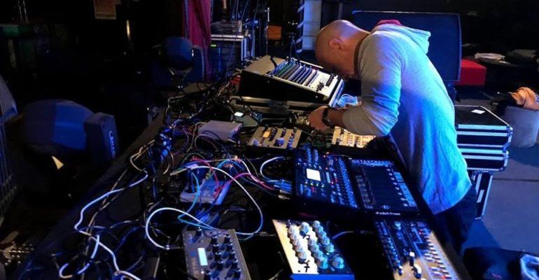 Decoded Magazine presents Ivan Komlinovic LIVE PA at Tresor Berlin