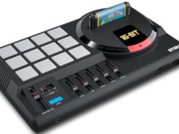 Korg has announced that version 3.0 of Gadget for Nintendo Switch will feature a Sega drum machine and a Taito 'arcade synthesizer'
