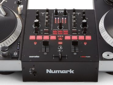 The Numark Scratch harkens back to the good old days of Numark