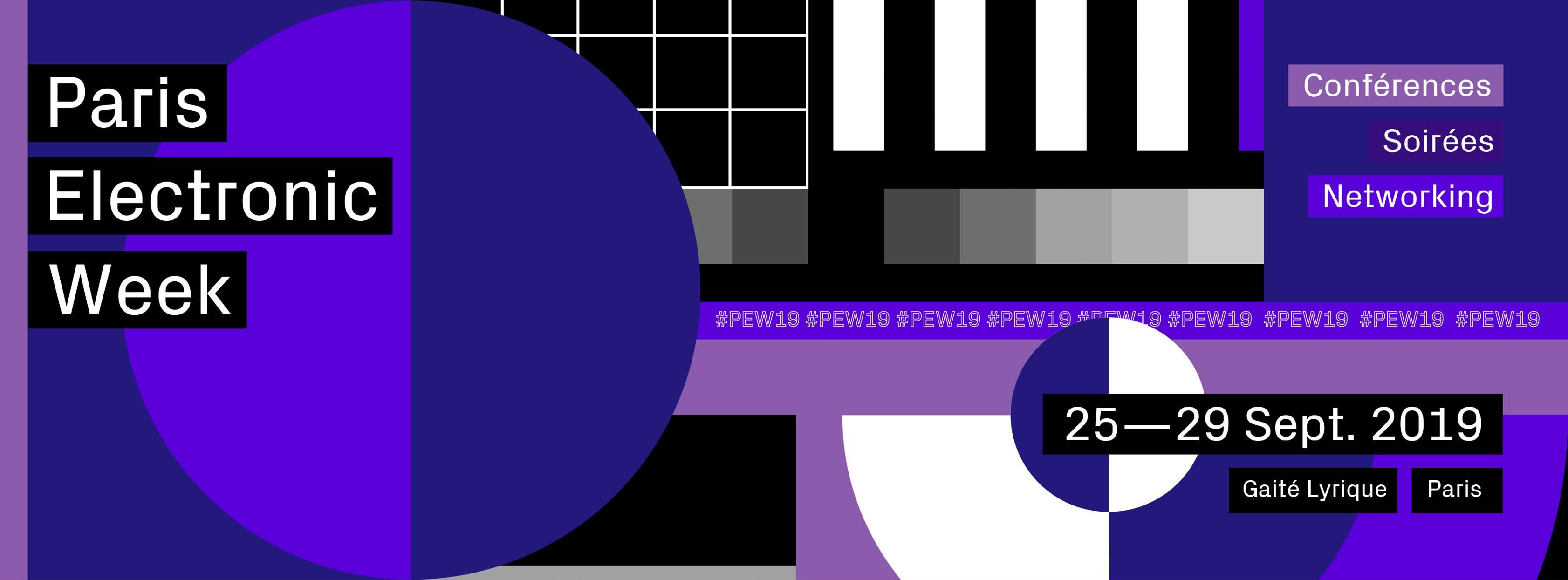 Paris Electronic Week announces first panels and speakers ile ilgili görsel sonucu
