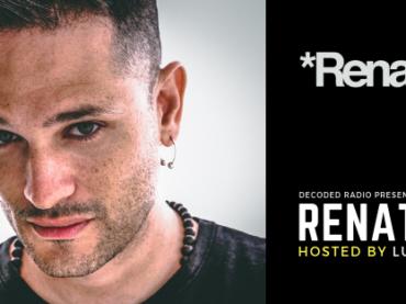 Decoded Radio hosted by Luke Brancaccio presents Renato Cohen