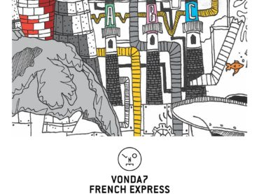 VONDA7 returns to Last Night On Earth with her 'French Express' EP