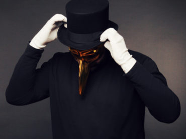 Claptone has announced the launch of an all-new superhero-style comic book