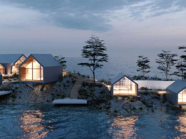 NYC's Rat Island set to become futuristic eco retreat