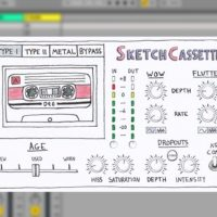 SketchCassette plugin is one for the nostalgia lovers