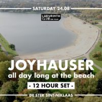 Belgian duo Joyhauser announce a 12 day party