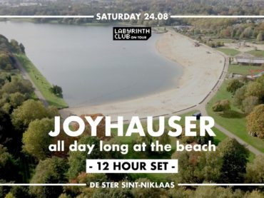 Belgian duo Joyhauser announce a 12 hr day party