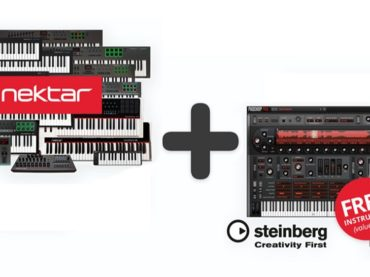 Buy a Nektar controller and get Steinberg's Padshop Pro for free
