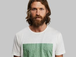 Vollebak's Plant and Algae T-Shirt biodegrades in just 12 weeks