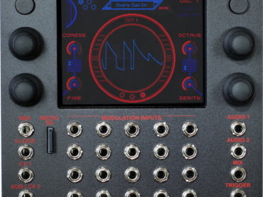 The Waverazor Dual Oscillator module is now available