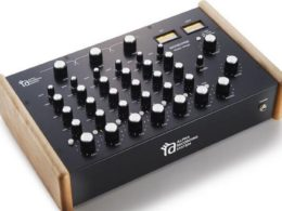 Alpha Recording System release the ARS Model 9900 rotary mixer