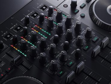 Roland targets mobile DJs with hybrid controller
