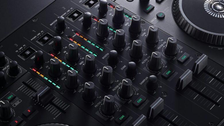 Roland targets mobile DJs with hybrid controller