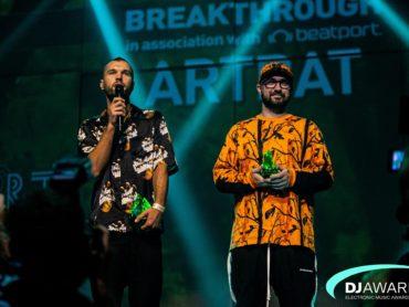 Ukranian duo ARTBAT pick up Best Breakthrough Artists at Ibiza DJ Awards
