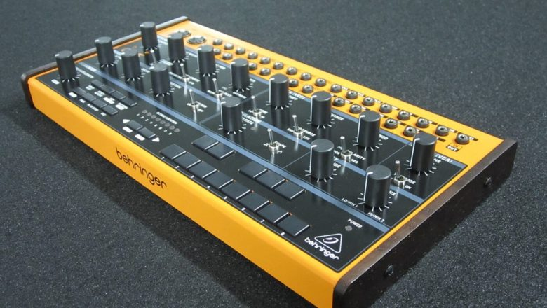 Behringer begins production of Pro-1 and Crave synths