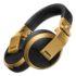 Pioneer release gold-coloured HDJ-X5BT-N headphones