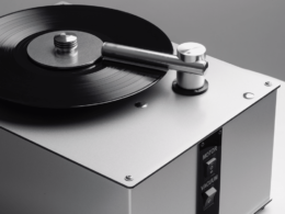 Henley Audio announce the VC-S2 ALU vinyl cleaning machine