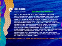 Epizode Vietnam announces Carl Craig, Moodymann, Nastia, Jamie Jones and more
