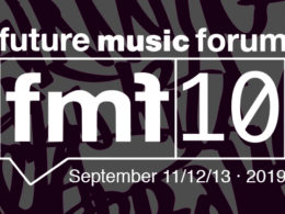 A guide to the Future Music Forum Barcelona 2019