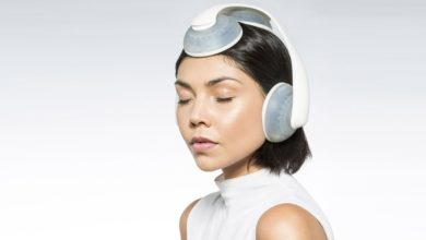 Water-filled Inmergo headphones will provide the perfect immersive experience