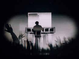 The first images have been released from UK electronic music star, Dimension's debut live show