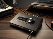 Universal Audio's next-gen Apollo desktop audio interfaces now available