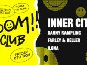 Danny Rampling revives his Shoom event in London at Electric Brixton