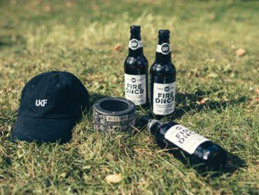 UKF Release Limited Edition UKF10 Cider